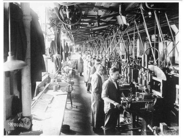 browning manufacturing